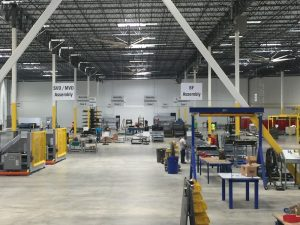 High-visibility Manufacturing Signage